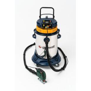 GISOWATT PC 50 Tools INOX Szerszámfunkciós száraz-nedves porszívó