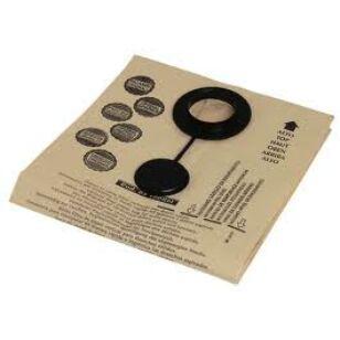 GISOWATT Porzsák 5 db / csomag 83132BOK