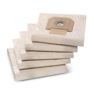 Karcher Papírporzsák 5 db/csomag (6.904-285.0)