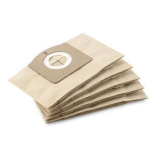 Karcher papírporzsák 5 db/csomag WD 1 Típushoz (2.863-297.0)