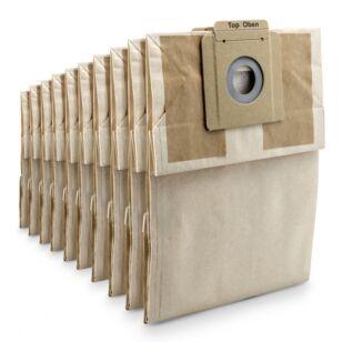 Karcher papírporzsák 10 db/csomag