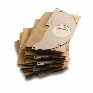 Karcher papírporzsák 5db/csomag (6.904-322.0)