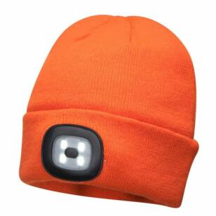 Portwest Sapka Led Lámpával Narancs (B029)