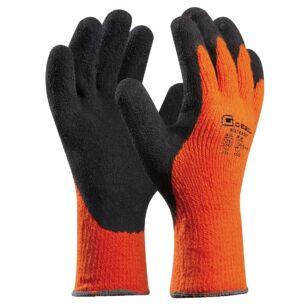 Gebol Winter Grip védőkesztyű narancssárga Méret:8