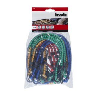 KWB Csomagleszorító Készlet 12DB-OS (981799)