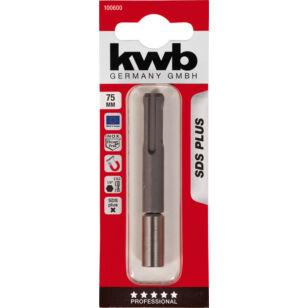 KWB SDS Plus Bittartó átalakító 75 mm (100600)