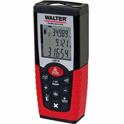 Walter LDM 35 Lézeres Távolságmérő