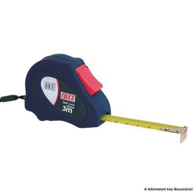 Raxx Mérőszalag 5m-es / 19 mm Self Lock
