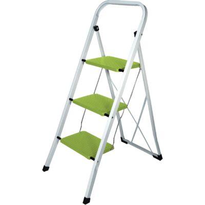 Acél Fellépő 3 Lépcsőfokos zöld