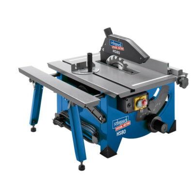 Scheppach HS 80 Asztali Körfűrész 1200W 210 LAP (5901302901)