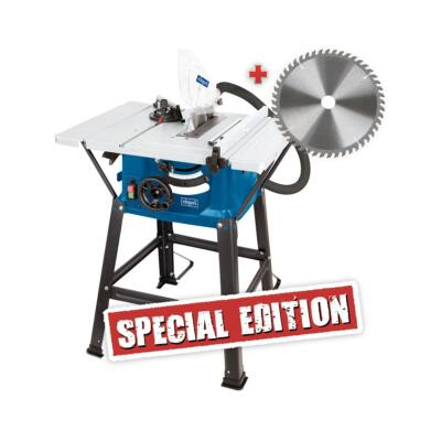 Scheppach HS 81S Special Edition Asztali körfűrész (5901311904)