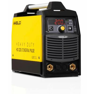 - IWELD HD220 LT Digital Pulse