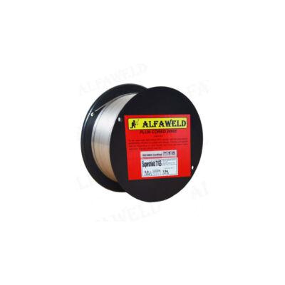 Alfaweld Önvédő Porbeles hegesztőhuzal 0,9mm 1kg/tekercs Gáznélküli