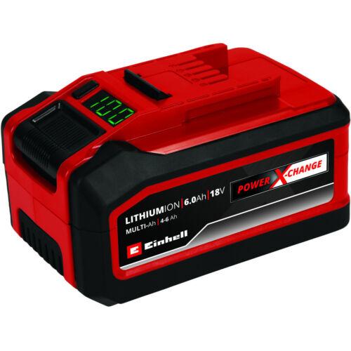 Einhell Akku Power-X 18V Akkumulátor 4-6 Ah PXC Plus (4511502)