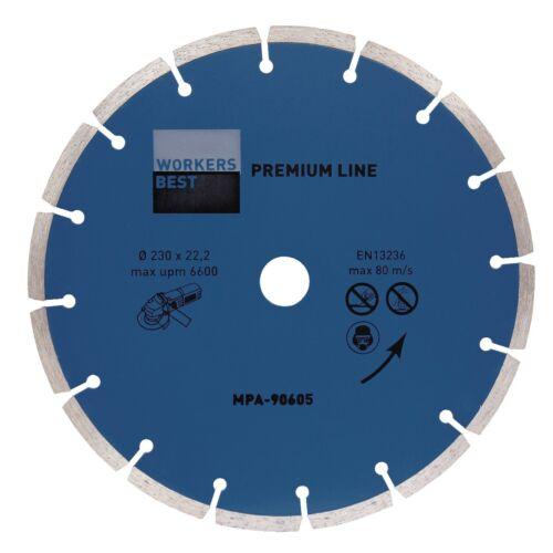 Gyémántvágótárcsa 115 mm Premium Line