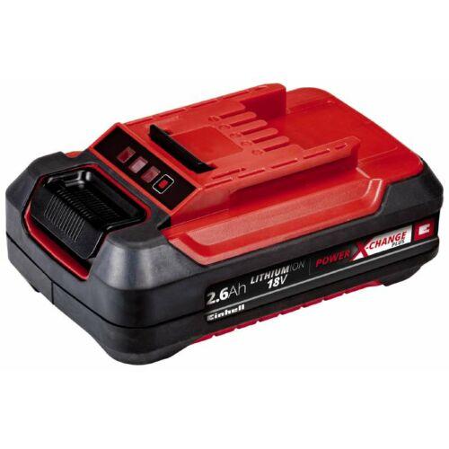 Einhell akku Power-X 18V 2,6 Ah P-X-C Plus