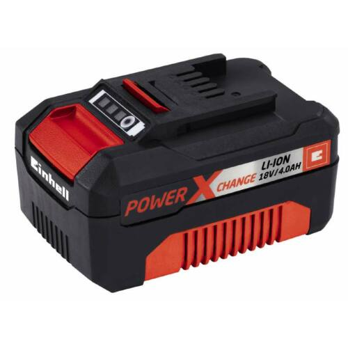 Einhell Power-X-Change 18V / 4,0 Ah Akkumulátor