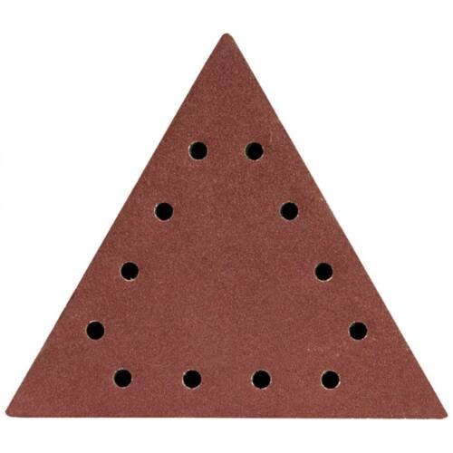 DEDRA Csiszolópapír háromszög alakú tépőzáras P180 5db (DED7749T5)