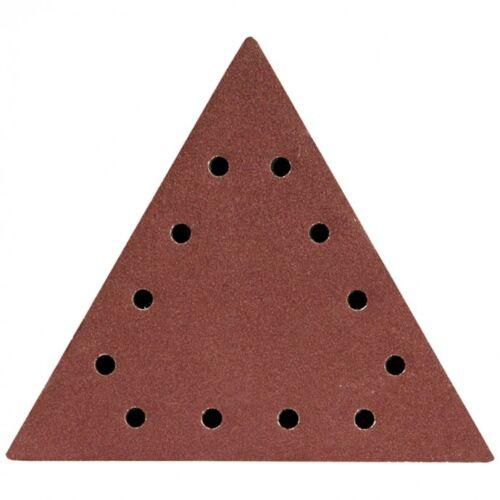 DEDRA Csiszolópapír háromszög alakú tépőzáras P240 5db (DED7749T6)