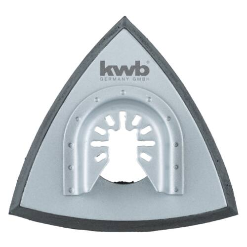 KWB Tartólap delta Multiszerszám tartozék perforált tépőzáras