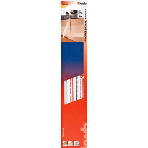 KWB Flexibilis Bi-Metal Szúrófűrész Fémre 205/180mm 2DB (577800)