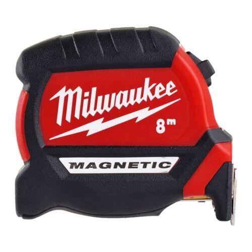 Milwaukee Mérőszalag 8 fm, mágneses, Gen III (4932464600)