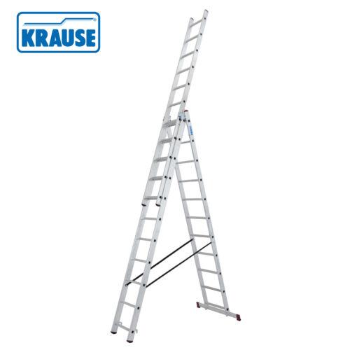 Krause CORDA 3*11 Fokos Alumínium Sokcélú létra