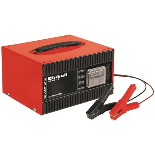 Einhell CC-BC 12 Akkumulátor töltő