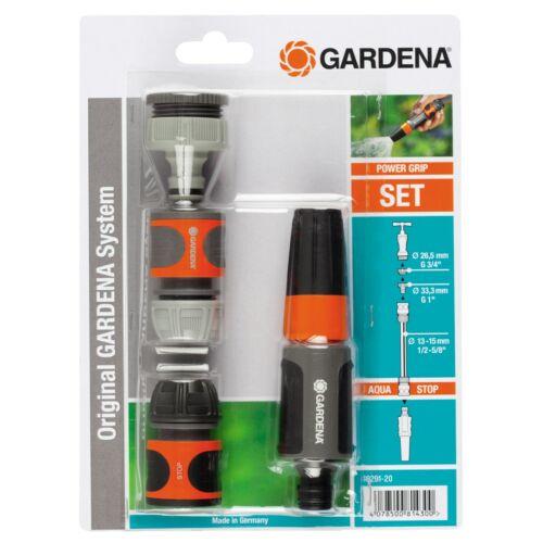 Gardena Csatlakozó Alapkészlet