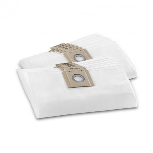 Karcher gyapjú porzsák 10 db/csomag