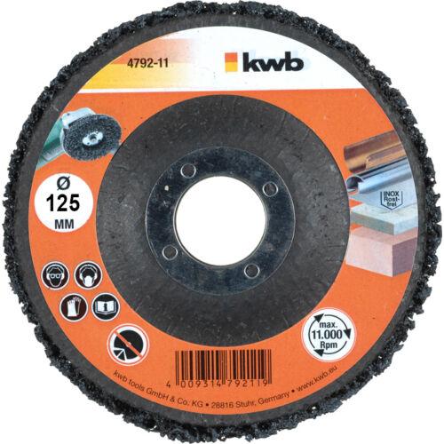 Kwb tisztítókorong 125 mm