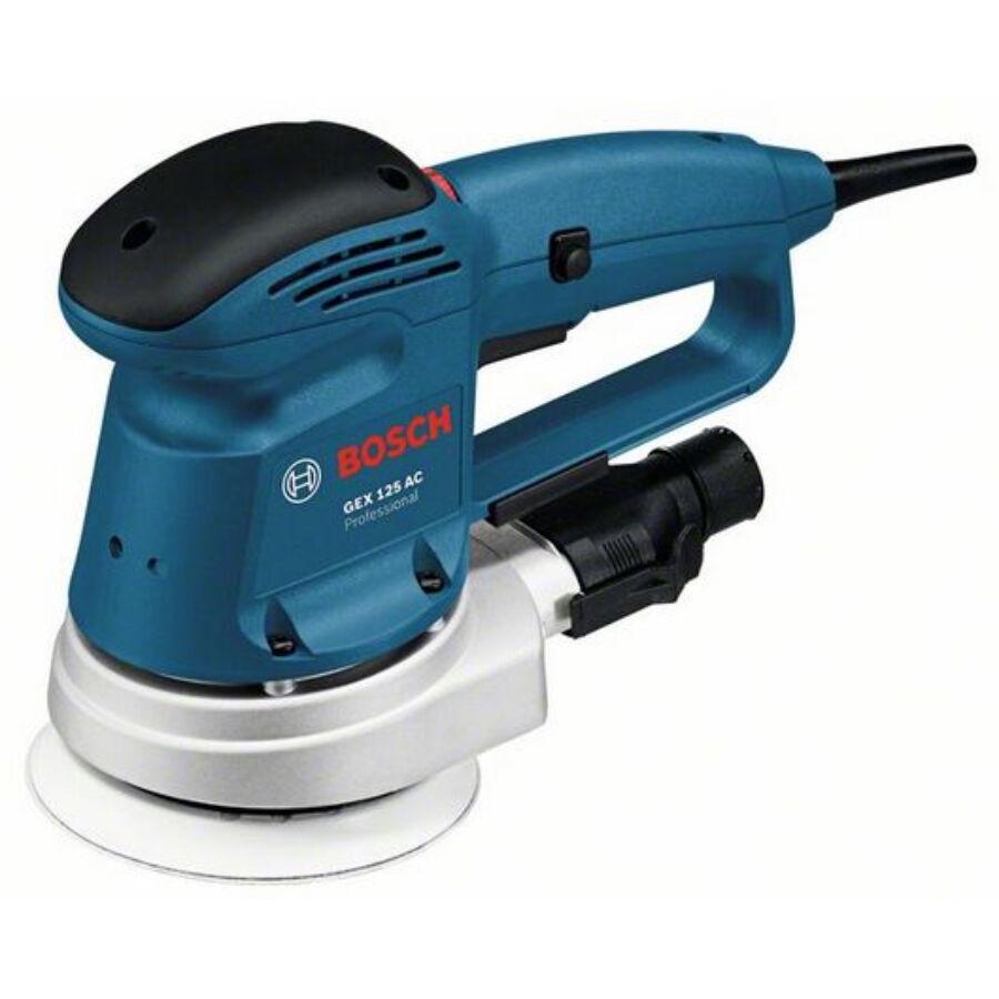 Bosch GEX 125 AC Excentercsiszoló