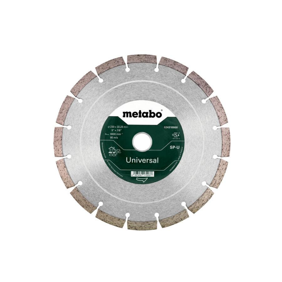 Metabo Gyémánt Korong 230mm, 1db (624310000)