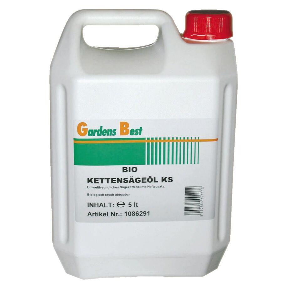Gardens Best Láncfűrész olaj Bio KS 68 5 liter