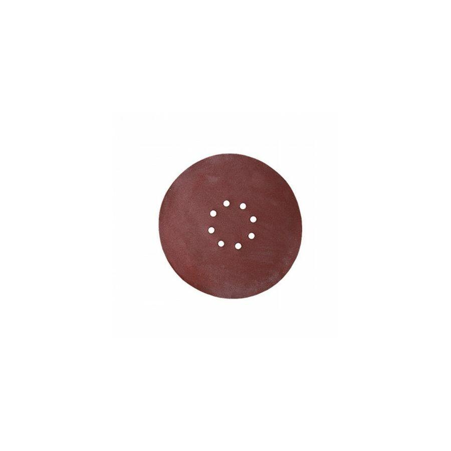 Dedra Csiszolópapír P60 180mm, tépőzáras, 5db/csomag